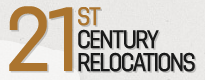 Moving company 21st Century Relocations Inc.
