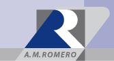 Empresa de mudanzas A. M. Romero
