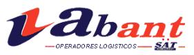 Empresa de mudanzas Abant Servicios Logísticos S.L.