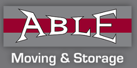 Moving company Able Moving & Storage Inc.