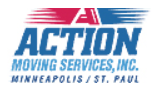 Moving company Action Moving Services, Inc.