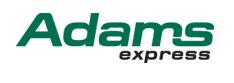 Moving company Adams Express