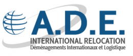 Déménageur A.D.E. International Relocation