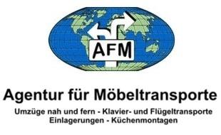 Umzugsunternehmen AFM Agentur für Möbeltransporte