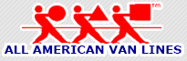 Moving company All American Van Lines