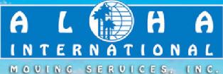 Moving company Aloha Int'l Moving Services, Inc.