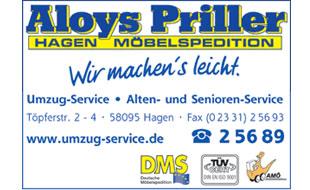 Umzugsunternehmen Aloys Priller GmbH
