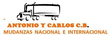 Empresa de mudanzas Antonio y Carlos