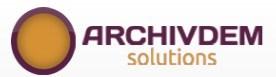 Déménageur Archivdem Solutions