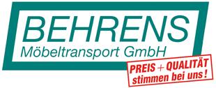 Umzugsunternehmen Behrens Möbeltransport