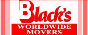Removal company Blacks Removals