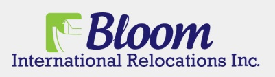 Moving company Bloom International Relocations Inc.