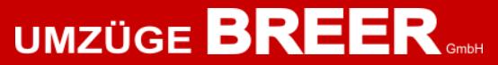 Umzugsunternehmen Breer GmbH Möbelspedition