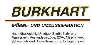 Umzugsunternehmen Burkhart Möbel- und Umzugsspedition