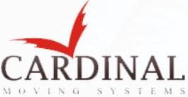 Moving company Cardinal Moving Systems