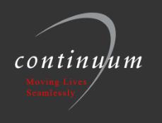Moving company Continuum International
