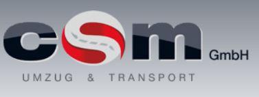 Umzugsunternehmen CSM Umzug