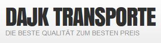 Umzugsunternehmen Dajk-Transport