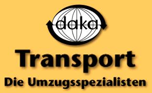 Umzugsunternehmen Daka Transport GmbH