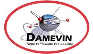 Déménageur Damevin