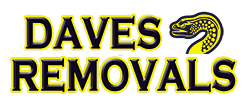 Removalist Dave's Removals