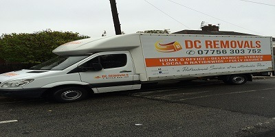 Removal company DC Removals