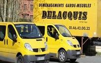 Déménageur Déménagements Delacquis (Sarl)