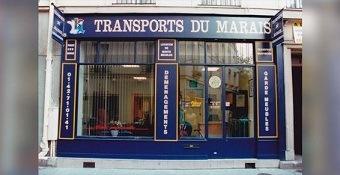 Déménageur Déménagements du Marais Grelet - Pierrefitte