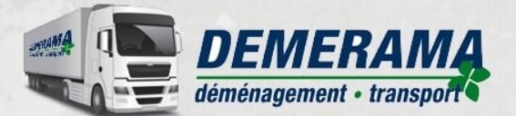 Déménageur Demerama