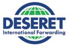 Moving company Deseret Forwarding Int'l Inc.