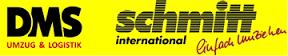 Umzugsunternehmen DMS Schmitt International
