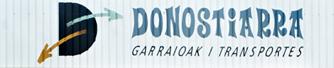 Empresa de mudanzas Donostiarra Garraioak