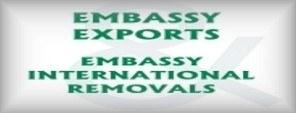 Moving company Embassy International Removals