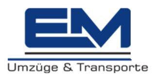 Umzugsunternehmen EMTRANS Transport & Logistik