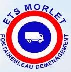 Déménageur Ets Morlet - Fontainebleau déménagement