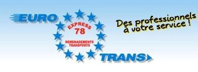 Déménageur Euro Trans 78
