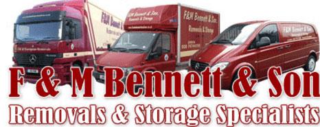 Removal company F & M Bennett & Son
