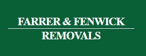 Moving company Farrer & Fenwick Removals Guildfort