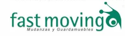 Empresa de mudanzas Fast Moving -mudanzas