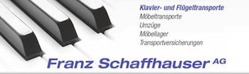 Traslocatore Franz Schaffhauser AG