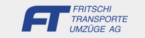 Moving company Fritschi Transporte und Umzüge AG