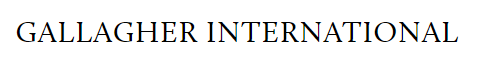 Moving company Gallagher International, LLC.