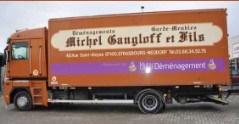 Déménageur Gangloff M. Et Fils