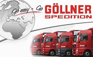 Umzugsunternehmen Göllner Internationale Spedition KG, Werner
