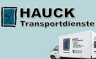 Umzugsunternehmen Hauck Transportdienste