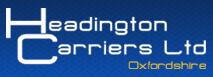 Removal company Headington Carriers