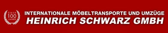 Umzugsunternehmen Heinrich Schwarz Möbeltransporte