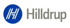 Moving company Hilldrup International