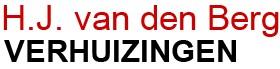 Verhuisbedrijf H.J. Van den Berg Verhuizingen