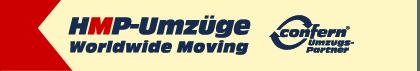 Umzugsunternehmen HMP Umzüge GmbH & Co KG